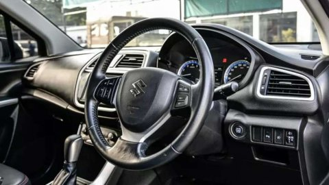 Suzuki SX4 Cross Over 2016
