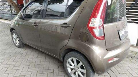 Suzuki Splash GL 2012