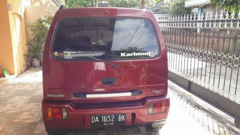 Jual Mobil Suzuki Karimun GX 2006