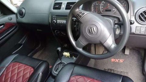 Suzuki SX4 X-Over 2009