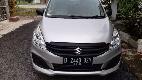 Jual Mobil Suzuki Ertiga GA 2018