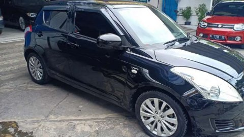 New Swift GL matik 2013