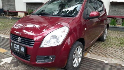 2012 Suzuki Splash GL Hatchback