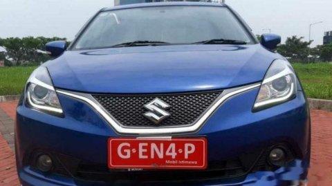 2017 Suzuki Baleno GL Hatchback