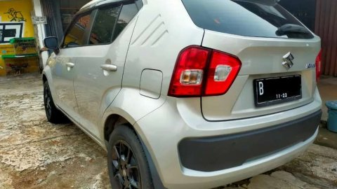 Suzuki Ignis GL 1.2 A/T Thn 2017