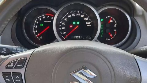 Km49rb ! ! Grand Vitara JLX 2.0cc Automatic 2007 AT nik 2006 istimewa