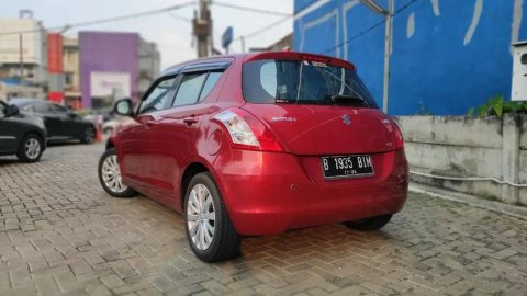 DP Murah! Suzuki Swift GX Matic 2014 Bergaransi #THRmobil88 #mobil88