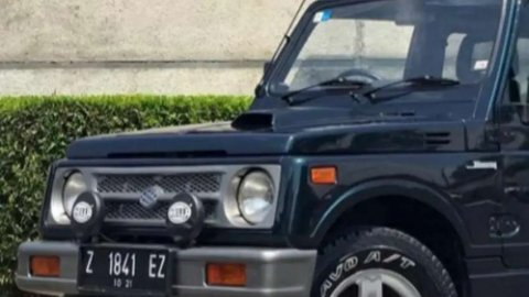 Suzuki Jimny / Katana GX 2001