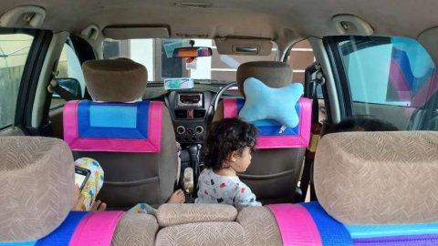 Suzuki Aerio matic 2003 keluarga