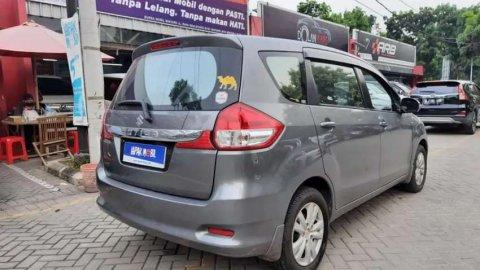 Suzuki Ertiga GX 1.4 MT 2015 Abu Km Low Record Terawat Siap Pakai