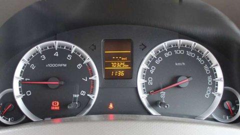 [OLX Autos] Suzuki Ertiga 1.4 GL Bensin M/T 2014 Abu Abu