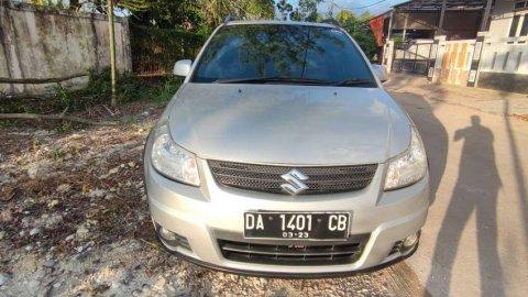 Suzuki Xover Tahun 2008 Matic
