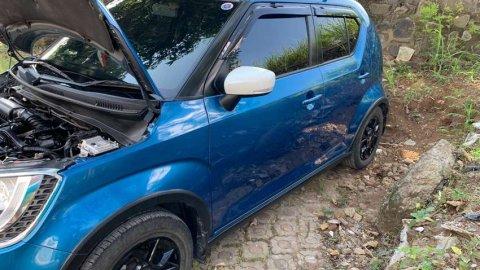 Suzuki Ignis GX AGS 2018 Dual Tone Super Irit