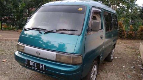 Suzuki futura 1.3 minibus 1995 siap pakai