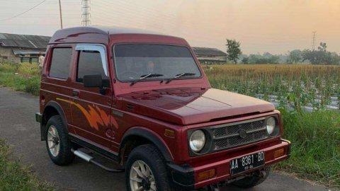 Suzuki Katana GX 1994 Istimewa Siap Pakai