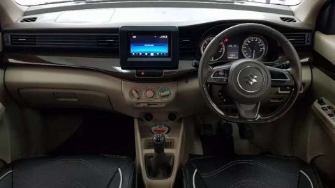New Suzuki Ertiga GX 2018 Manual Hitam Pjak 2022 Km32rb Record SptBaru