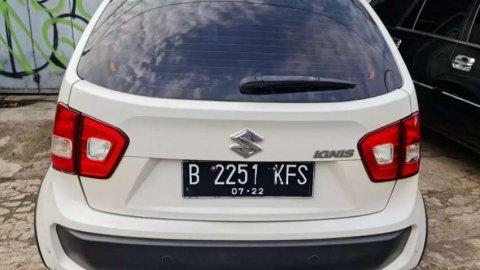 Suzuki Ignis GX M/T 2017 Istimewa