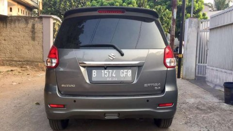 Suzuki Ertiga Gx manual / mt 2014