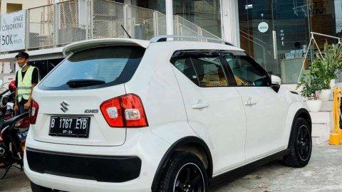 Suzuki IGNIS 1.2 AT Mulus Rapih Ganteng