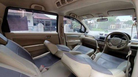 Suzuki Ertiga GX (tipe terlengkap) 2014 Manual. Putih Mulus Original