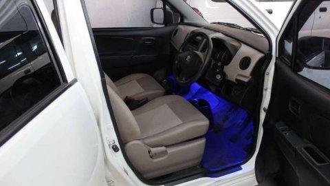 Suzuki Karimun Wagon R 2014 1.0 GL Putih Kondisi ISTIMEWA
