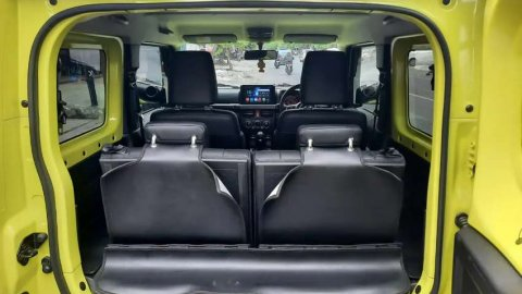 Suzuki ALL NEW JIMNY 1.5 4x4 A/T (two tone) KUNING 2020 FULL VARIASI