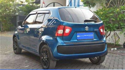 Suzuki IGNIS 2017 GL 1.2 A/T Biru #used car