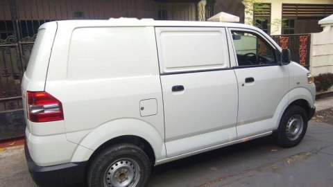 2013 Suzuki APV Blind Van High Van